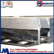 Marazzi High Precision Machined Elevator Guide RailsT127-1/BE
