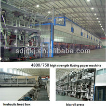 Paper Machine/Waste paper recycling/Stock preparation