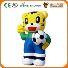 New arrival special design outdoor fixed inflatable cartoon advertise 2015