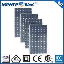 Professional machine to make solar panel with 290w