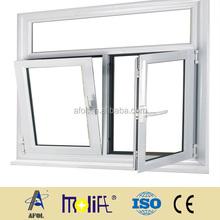 Zhejiang AFOL Wholesale Double Glazing Tilt and Turn Window/Aluminum Window