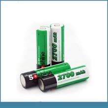 AA/Mignon nimh 2700mah 1.2v high capacity aa batteries