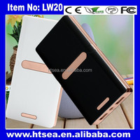smart mobile phone power charger 2a output portable power bank led light for oppo find 7