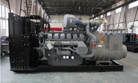 Dongguan 600kva Diesel Electric Start Stand Alone Generators With Perkins Engine