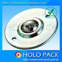 1 inch B Ball-Up Design TWO HOLES FLYING SAUCER TYPE Carbon Steel or POM or SUS420 conveyor belt loader