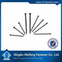 bright or polished Common round head iron wire nail for wood ,wire nail