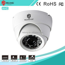 2.0MP 1080P AHD vandalproof&waterproof day&night surveillance low price full hd cctv dome camera