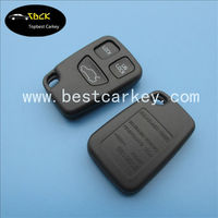 High quality 3 buttons car remote key for volvo truck key remote key volvo with 315Mhz