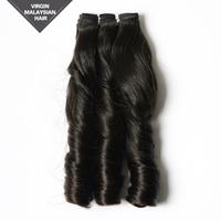 Factory Aliexpress Virgin African Weaving Human Hair VV Beyonce Wave Free Weave Hair Packs