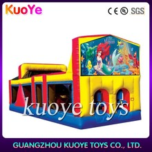 art panel inflatable obstacle course,castles inflatable rentals,bounce combo inflatables