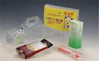 PVC/PP/PET Folding Box/Case Plastic Packaging Box/Case