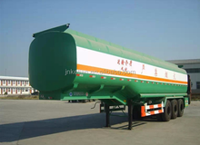 manufacturer 3 Axle Fuel Tank Semi Trailer with Low Price oil tank fuel tank semi trailer