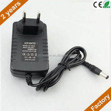 customize power adapter 15v 200ma from factory