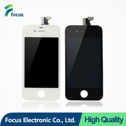 No dead pixel lcd display assemble for iphone 4s