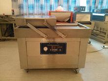 tray vacuum sealer DZ400/2SB double chamber vacuum sealer