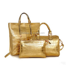 2015 Fashion Canvas Stock Lady Hand Bag, Brand NEW Ladies Bags Make in China