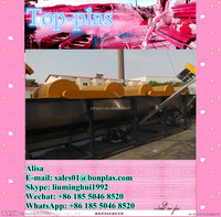 PP film plastic film washing recycling machine China suppliers