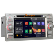 "7""Android 4.4.4 Special CAR Audio DVD player for FordFocus C-MAX Fusion Mondeo car MP3 player GPS navigation"
