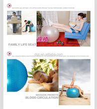 65cm Adult Antiburst Fitness Inflatable Ball Gym Ball Yoga Ball