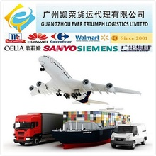 China freight forwarder in Shenzhen/Guangzhou to Italy