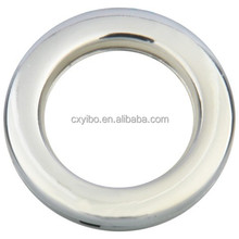 To undertake all kinds of curtain accessories, plastic eyelet curtain rings