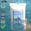 for swimming waterproof pvc pouch for samsung note with IPX8 certificate