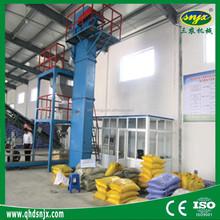 PLC Controled Bulk Blending Fertilizer Granule Plant