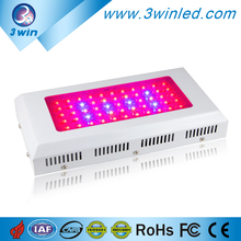 Global Fast Delivery 55 pcs 3 watt chip 165W LED Grow Light for Lettuce, Roses, Green Vegetable Leave Grow