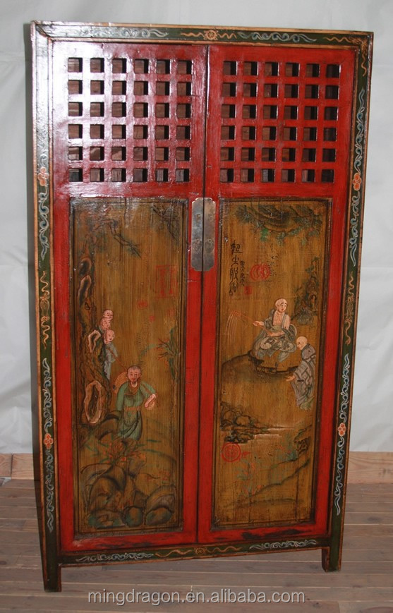 Chinese Antique Style Furniture Tibet Cabinet Buy