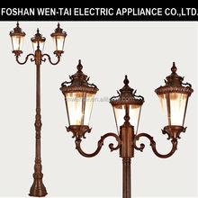 Cheap antique style high quality best outdoor garden light