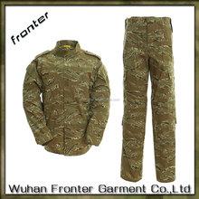 American, Vietnam Desert military tiger stripe camouflage uniform garment