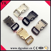 Wholesale curved buckle metal with various sizes, buckle metal