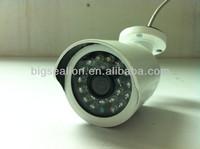 Hot Offer 24pcs IR Leds Lightning Security 1000TVL Small Security Bullet Camera
