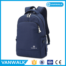 Custommade canvas backpack, Hot selling rucksack, Newest child school bag
