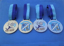 celebrate united sport club 50 years souvenir medals azad trophy medals
