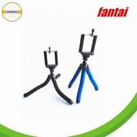 Creative Style Mobile Phone Holder & camera Flexible Mini Tripod,Mini Flexible Projector Tripod Stand Mobile Phones