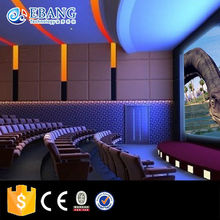 Entertainment Equipment Electric/Hydraulic 3d cinema,5d cinema,7d cinema simulator