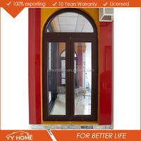 Aluminum residential casement Doors/aluminum front casement door
