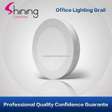 Aluninum diameter 800mm surface mounted 68W led round panel light for house