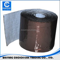 BITUMEN ADHESIVE marine hatch cover tape: 10cm/15cm X 20m/roll for water leakage