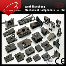 High quality steel U Clip Nut for auto parts