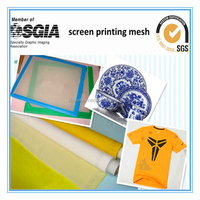 140T silk screen for making stenciles