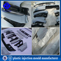 High quality China auto parts plastic injection mould manufacturers