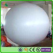 Custom logo helium balloon price/ inflatable helium balloon