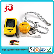 New portable wireless portable fish finder with LCD display