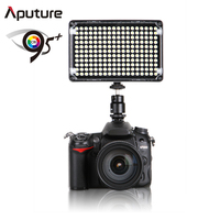 Aputure Amaran CRI95+ Dimmable Ultra High Power Panel Digital Camera / Camcorder Video Light, LED Light for Canon, Nikon, Pentax