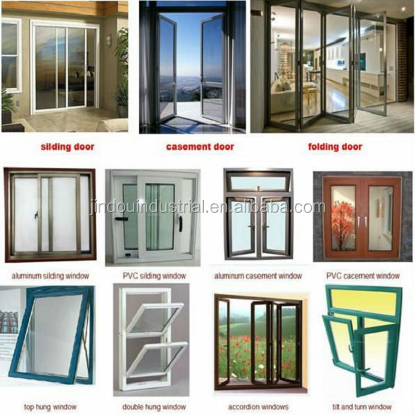 Glass windows glass doors and windows philippines for Types of modern windows