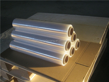 80GAX18''X1500' Clear STRONG RESILIENCE Hand Use Stretch Film the first degree