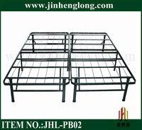 Platform Folding Metal Bed Frame