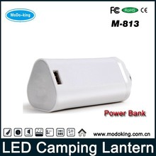 Hot New product Camping Lights Lantern Made in China USB Charger Charging Cellphones